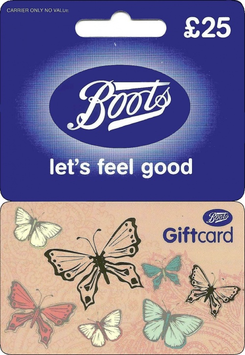 Boots Gift Cards Voucherline